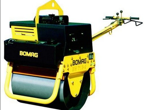 Product picture BOMAG BW71 E Single Drum Vibratory Rollers Service Parts Catalogue Manual Instant Download SN:101620201121-101620201145