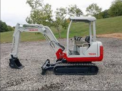 Product picture Takeuchi TB125 Compact Excavator Service Parts Catalogue Manual Instant Download(SN: 12510010 and up)